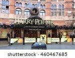 london  uk   july 6  2016 ... | Shutterstock . vector #460467685