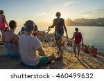 rio de janeiro   february 26 ... | Shutterstock . vector #460499632
