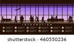 vector illustration of the... | Shutterstock .eps vector #460550236