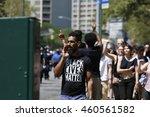 new york city   july 23 2016 ... | Shutterstock . vector #460561582