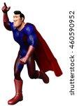 Super Hero Hey Wait There I Am...