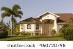 typical southwest florida...   Shutterstock . vector #460720798