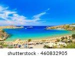 Scenic Rhodes Island  Lindos...