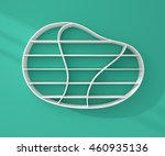 3d rendered illustration of... | Shutterstock . vector #460935136