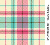 Textured Tartan Plaid. Seamles...