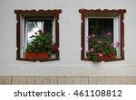 detail of rural building's...   Shutterstock . vector #461108812