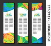 colorful abstract template...
