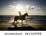 Horseback Horse Riding On...