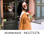 outdoor lifestyle fashion... | Shutterstock . vector #461171176