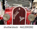 fiat balilla deber retro auto.... | Shutterstock . vector #461200282