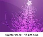 Sparkly Christmas Tree ...