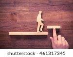 personal development  personal... | Shutterstock . vector #461317345
