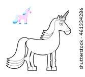 Unicorn Coloring Book....