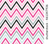 seamless wavy lines pattern... | Shutterstock .eps vector #461347936