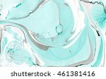 Marble Turquoise Abstract...