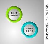 Web Round Button For Website O...