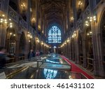 manchester   may 22  interior... | Shutterstock . vector #461431102