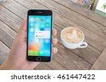 chiang mai  thailand   july 26  ... | Shutterstock . vector #461447422
