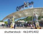 hong kong  china   july 24 ... | Shutterstock . vector #461491402