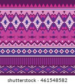 tribal boho seamless pattern.... | Shutterstock .eps vector #461548582