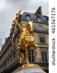 Paris Statue Of Joan Of Arc ...
