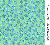 contact pattern  | Shutterstock .eps vector #461587912