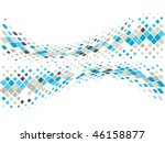 abstract business background... | Shutterstock .eps vector #46158877