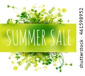 Summer Sale Watercolor...