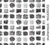 vector seamless pattern of... | Shutterstock .eps vector #461630152