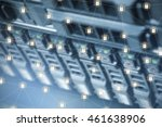 security of technology... | Shutterstock . vector #461638906