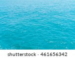 beautiful sea surface with waves | Shutterstock . vector #461656342