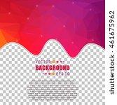 abstract creative concept... | Shutterstock .eps vector #461675962