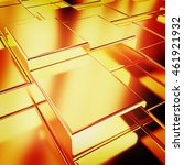 gold urban background  close up ... | Shutterstock . vector #461921932