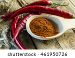 Spicy Ground Red Chili Pepper...