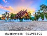 Wat Xieng Thong  Golden City...