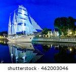klaipeda  lithuania   15 june... | Shutterstock . vector #462003046