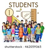 students education school... | Shutterstock . vector #462059365