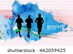 sport background | Shutterstock .eps vector #462059425