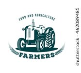 tractor | Shutterstock .eps vector #462089485