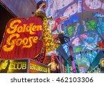 las vegas   june 18   the... | Shutterstock . vector #462103306