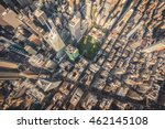 Aerial Photograph Taken From A...