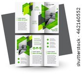 brochure design  business... | Shutterstock .eps vector #462160552