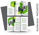 brochure design  business... | Shutterstock .eps vector #462160552