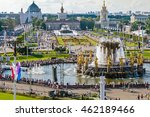 moscow  russia   july 31  2016  ... | Shutterstock . vector #462189466