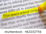 highlights on back to school... | Shutterstock . vector #462232756