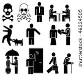Set Of Vector Pictograms  ...