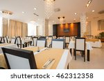 restaurant in a luxury hotel | Shutterstock . vector #462312358