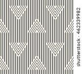 vector seamless pattern. modern ... | Shutterstock .eps vector #462339982