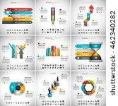 vector illustration of... | Shutterstock .eps vector #462340282