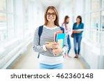 Portrait Of Female College...